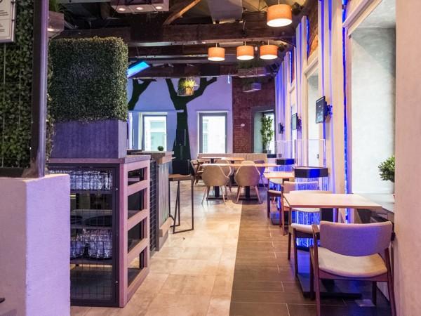 В Москве запустили первый IT-ресторан: курс на высокие технологии